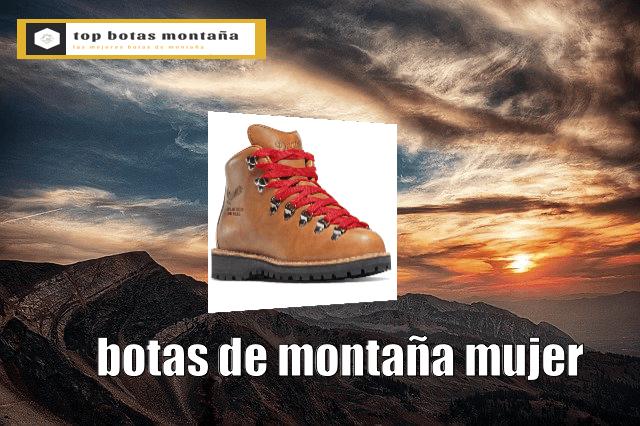 Botas Montaña mujer