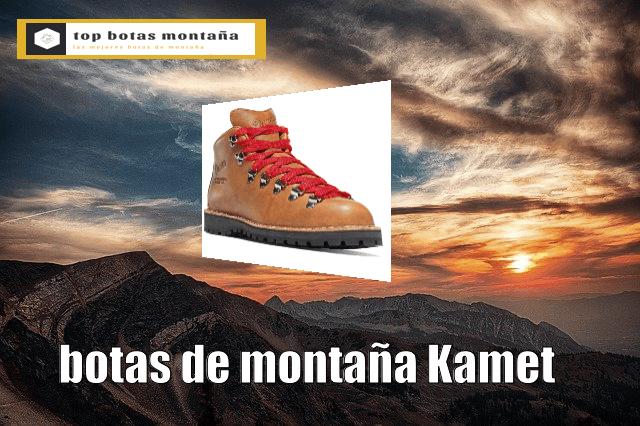 Mejores Botas montaña Kamet