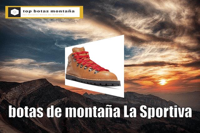 Mejores Botas de montaña La Sportiva