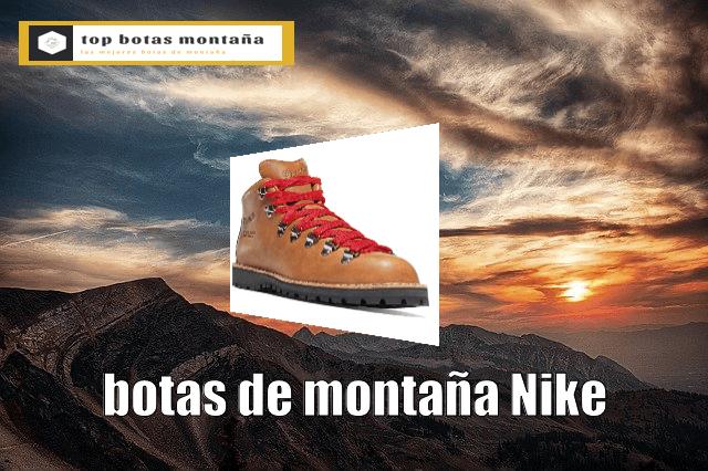Botas de montaña Nike