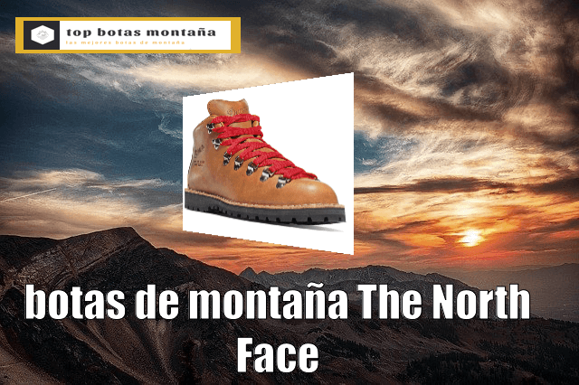 Botas de montaña The North Face