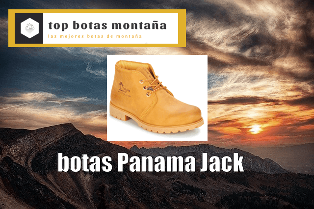 Mejores Botas Panama Jack