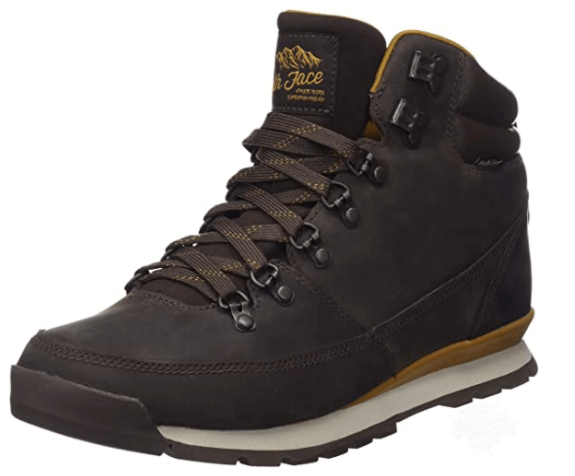4 - The North Face Back-to-Berkeley Redux Leather