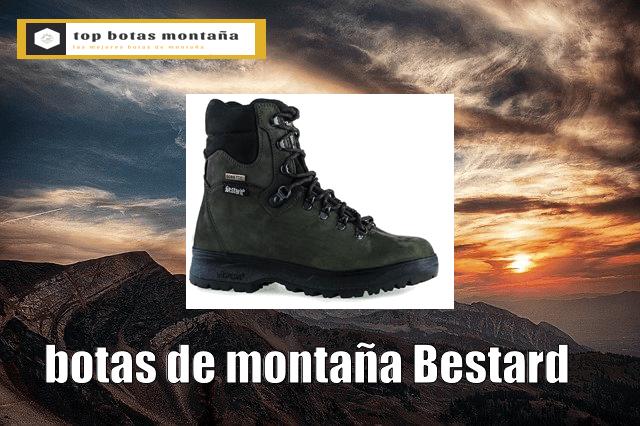 Botas montaña Bestard