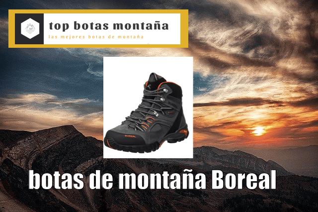 Mejores Botas de Montaña Boreal